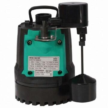 윌로펌프 배수용 수중펌프 볼류트형 PD-350MLA