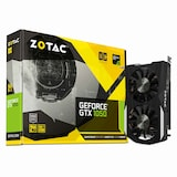 ZOTAC  지포스 GTX1050 OC DUALSILENCER D5 2GB_이미지