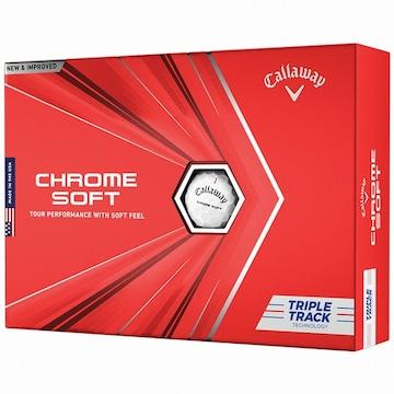 캘러웨이 크롬소프트 20(트리플 트랙, 12개)