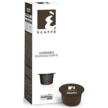에카페 꼬르포소 캡슐커피 10개입(1개)