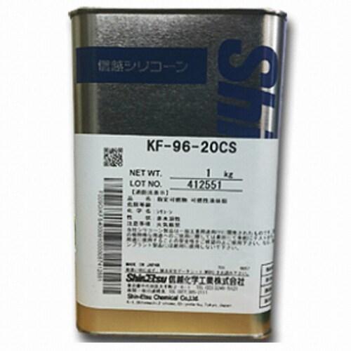 신에츠 실리콘 오일 KF-96 20CS 1kg_이미지