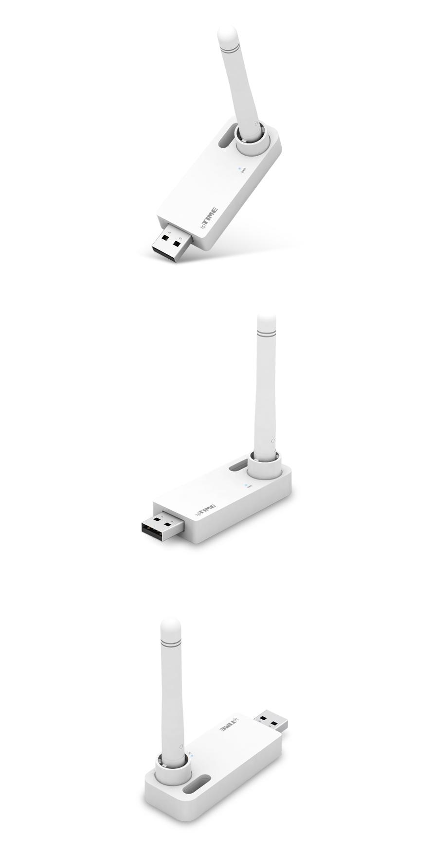 EFM ipTIME N150UA2 USB 2.0 무선 랜카드