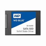 WD Blue 3D SSD (500GB)