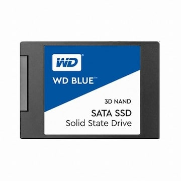 웨스턴 디지털(Western Digital) WD Blue 3D SSD (500GB) 리뷰