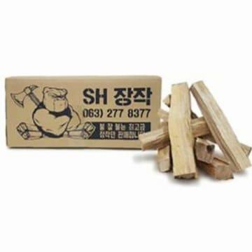 SH 캠핑용 참나무장작 20kg