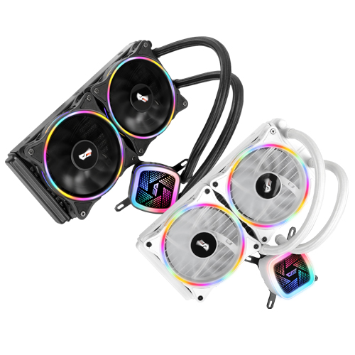 darkFlash Tracer DT-240 RGB (블랙)