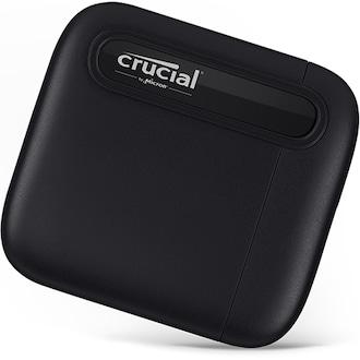 마이크론 Crucial X6 Portable SSD 아스크텍 (1TB)_이미지
