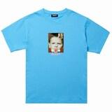 널디 Face Time T-shirt 21052_BLU