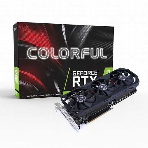 COLORFUL 지포스 RTX 2080 SUPER Gaming GT D6 8GB