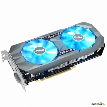 이엠텍 지포스 GTX 1660 SUPER MIRACLE D6 6GB