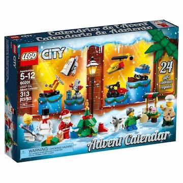 레고 시티 크리스마스 어드벤처 캘린더 (60201)(정품)