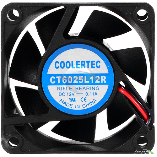 COOLERTEC CT-6025L12R-4P