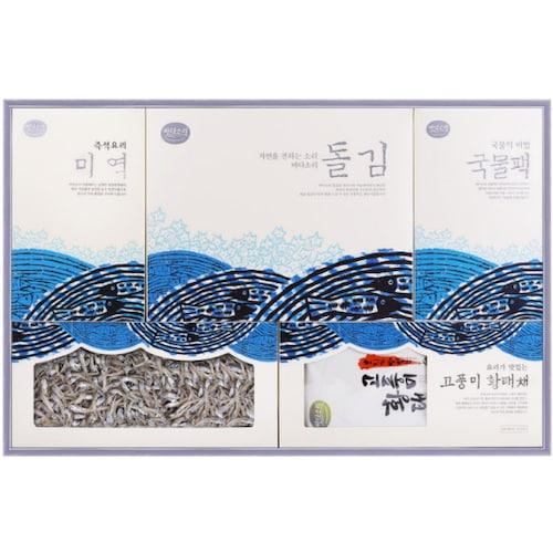 선해수산 바다소리 선물세트 보람4호 (1개)