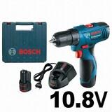 보쉬  GSR 1080-2-LI Professional (1.5Ah, 배터리 1개)_이미지
