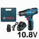보쉬  GSR 1080-2-LI Professional (1.5Ah, 배터리 1개)_이미지_0