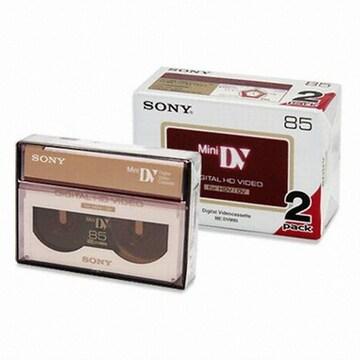 SONY DVM85HD 6mm 10EA 5Pack DV테이프_이미지