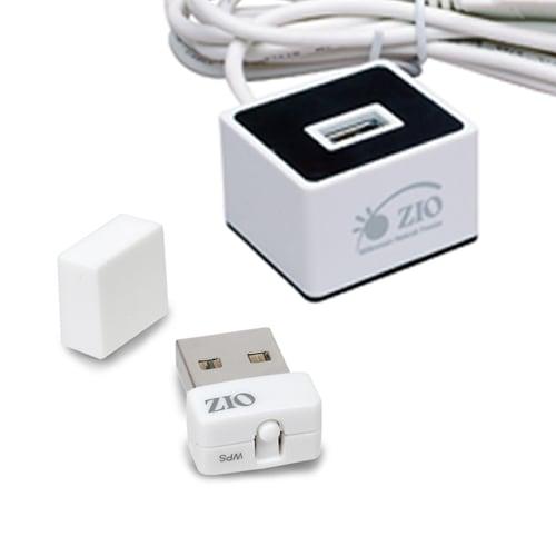 Bless ZIO 1570NU USB 2.0 무선랜카드 패키지 (+ USB 연장 크래들)_이미지