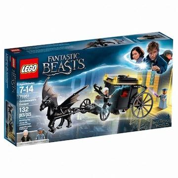 레고 신비한 동물사전 그린델왈드의 탈출 (75951)(정품)
