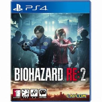 바이오하자드 RE: 2 PS4