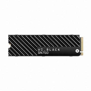 Western Digital WD BLACK SN750 히트싱크 M.2 NVMe(1TB)
