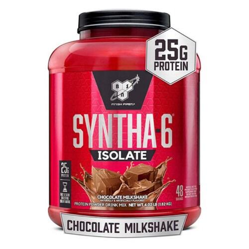 BSN  신타6 아이솔레이트 초콜렛 밀크쉐이크 1.82kg (1개)_이미지