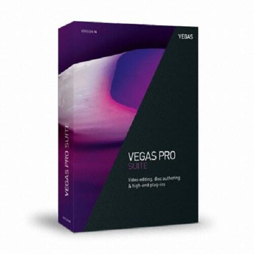 MAGIX  Vegas Pro 15 Suite (ESD 상업용)_이미지