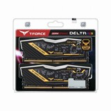 TeamGroup T-Force DDR4 32G PC4-21300 CL18 Delta TUF Gaming RGB (16Gx2) 바이픽스