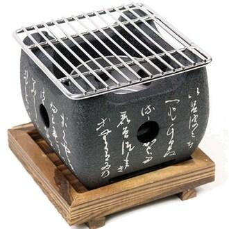 노마드 N-7010 일본식 미니화로 정사각 대_이미지