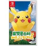 Nintendo 포켓몬스터: 레츠고! 피카츄 SWITCH  (한글판)