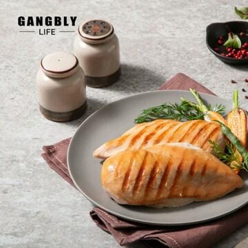 지피클럽 강블리라이프 블링닭 훈제 닭가슴살(오리지널) 100g (20개)