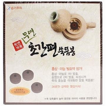 천년거북희상 무연 초간편쑥뜸봉 (32개입)(1개)