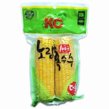 썬스위트 노랑옥수수 2개입 500g (1개)