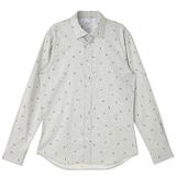 코오롱인더스트리 커스텀멜로우 유니크 패턴 셔츠 CWSAW162331REX_이미지