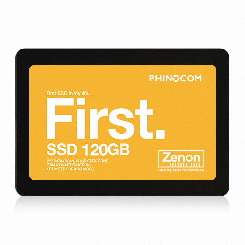 PHINOCOM Zenon First (120GB)