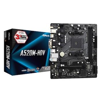ASRock A520M-HDV 디앤디컴