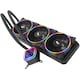 ▶3열 수냉쿨러◀  darkFlash Tracer DT-360 RGB