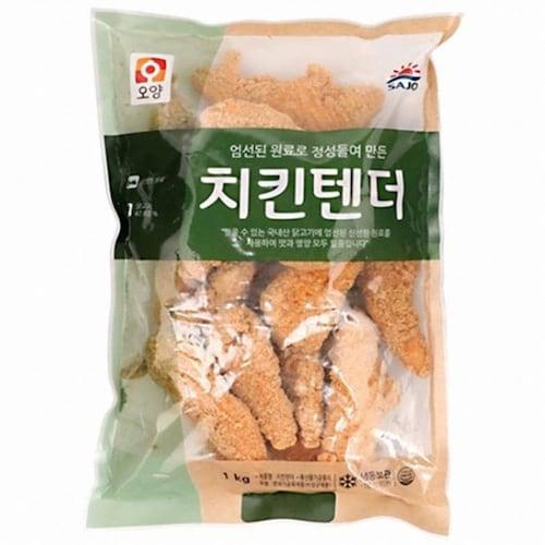사조오양 치킨텐더 1kg (1개)_이미지