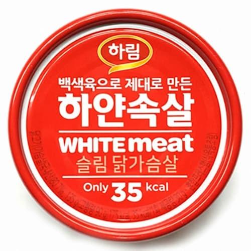 하림  하얀속살 슬림 닭가슴살 135g (1개)_이미지