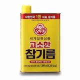 오뚜기 고소한 참기름 1L (1개)