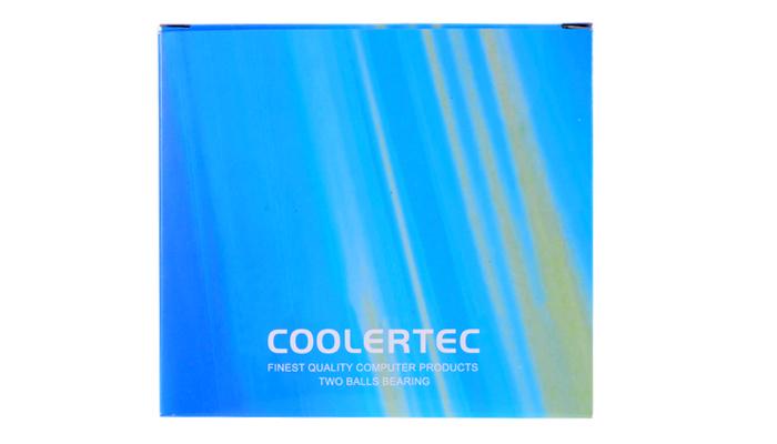 쿨러텍 CT-12025VH12DBA-3P 제품 패키지 이미지