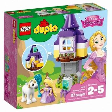 레고 듀플로 라푼젤의 탑 (10878)(정품)