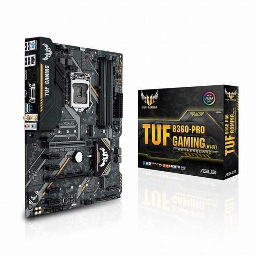 ASUS TUF B360-PRO GAMING (Wi-Fi) 코잇_이미지