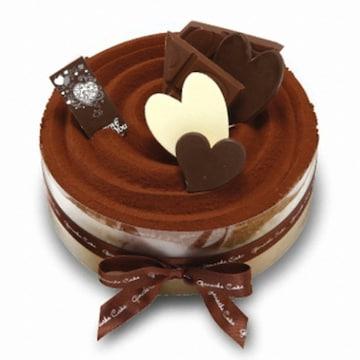 CJ푸드빌 뚜레쥬르 사랑을 전하는 가나슈 케이크