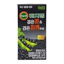 베지밀 검은콩과 검은참깨 두유 190ml