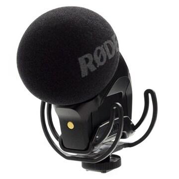 로데 스테레오 비디오마이크 프로 Rycote