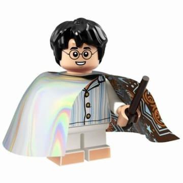 레고 미니 피규어 시리즈 해리포터와 신비한 동물사전 투명망토 해리포터 (71022) (해외구매)_이미지