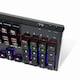 스카이디지탈  NKEY R1s-UA 레인보우 LED 기계식 키보드 (블랙, 청축)_이미지