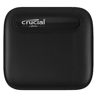 마이크론 Crucial X6 Portable SSD 대원CTS (1TB)_이미지