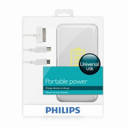 필립스 PowerStation Pebble DLM2262 휴대용 배터리 (정품)_이미지