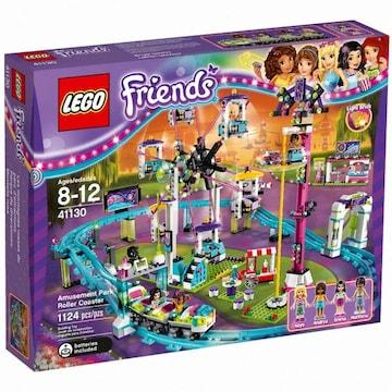 레고 프렌즈 놀이공원 롤러코스터 (41130)